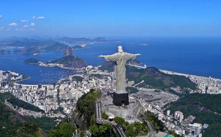 One Day in Rio: Full-Day Rio de Janeiro City Tour