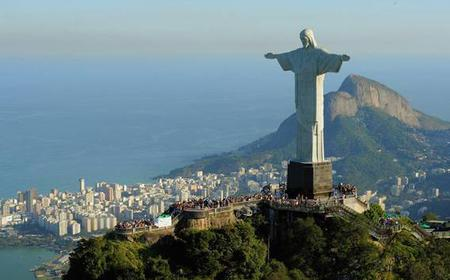 Private Tour Christ the Redeemer with Beach Stops