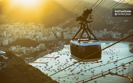 Rio de Janeiro Corcovado & Sugar Loaf