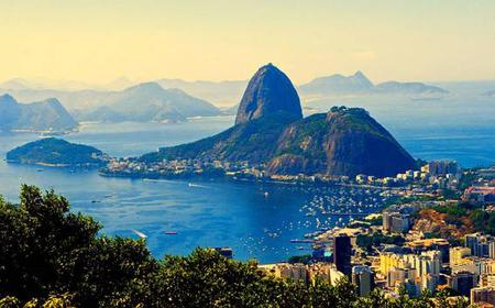 Rio de Janeiro: Half-Day Sugar Loaf & City Walking Tour