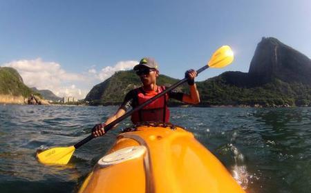 Rio de Janeiro: Ocean Kayaking Tour