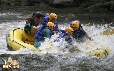Rio Macaé River Rafting: Full-Day Tour from Rio