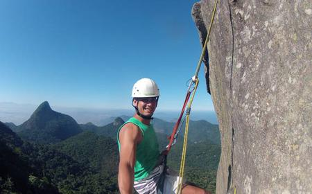 Rappel Tijuca Forest Tour