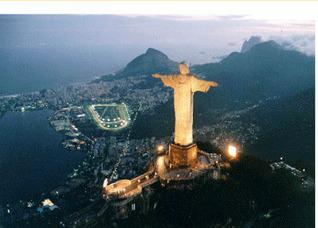 Rio de Janeiro: 3.5-Hour Soccer Match at Engenhão