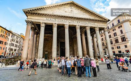 Rome: Fountains, Squares & Churches Free Guided Tour