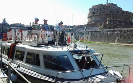 Rome: 24-Hour Hop-On Hop-Off River Cruise