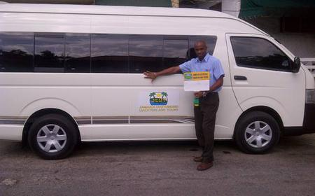 Montego Bay to Ocho Rios: Private 1-Way Transfers
