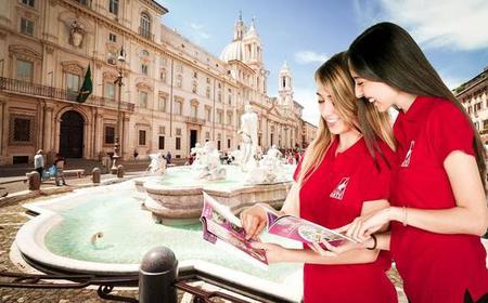 Rome: Piazza Navona 3-Hour Group Art Treasure Hunt