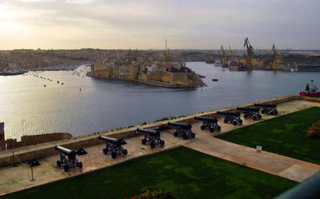 Malta's 3 Cities Tour & Wine Tasting