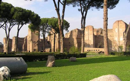 Baths of Caracalla & the Mouth of the Truth 3-Hour Tour