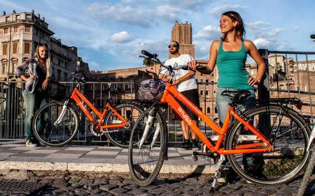 Rome Private 3-Hour Bike Tour