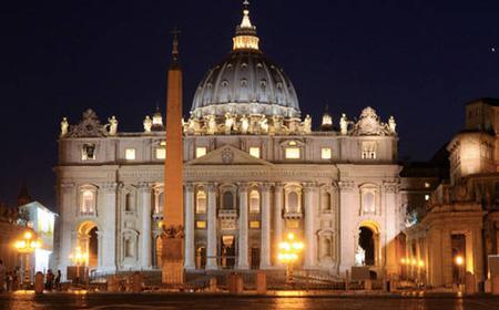 Skip the Lines: St. Peter's Basilica & Treasury Museum