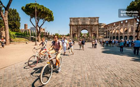 The Original Rome 3-Hour Bike Tour