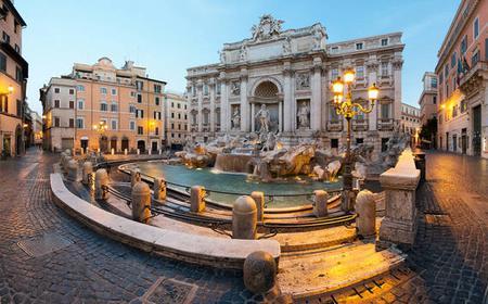 Trevi Fountain of Rome Tour