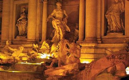 Heart of Rome: Trevi Fountain & More Guided Tour