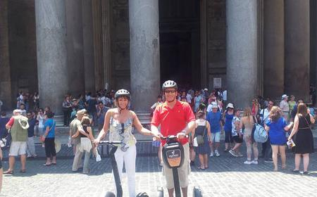 Rome Highlights 3-Hour Private Segway Tour
