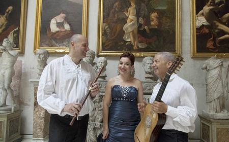 Sounds and Visions of Caravaggio: Tour and Concert