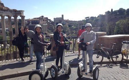 Rome 2-Hour Panoramic Segway Tour