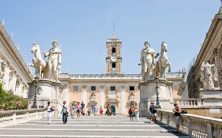 Rome: Capitoline Hill and Museums 2-Hour Family Tour