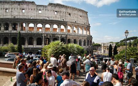 Skip the Line: Colosseum, Roman Forum & Ancient Rome Tour