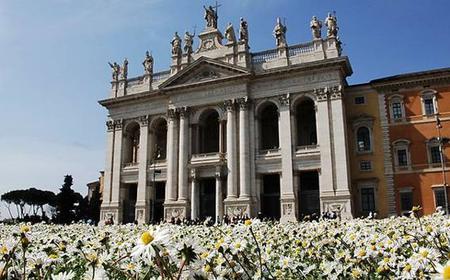 Rome: Christian Churches and Basilicas 3-Hour Tour