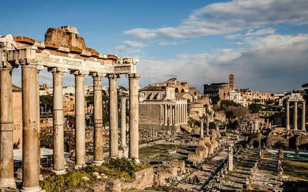 Rome: 3.5-hour Colosseum & Roman Forum Walking Tour