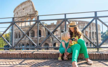 Rome: Colosseum and Roman Forum Family Tour