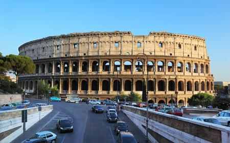 Skip-the-Line Colosseum, Roman Forum & Palatine