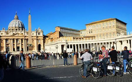 Rome: 4 Hills of Rome Electric Bike Jubilee Tour
