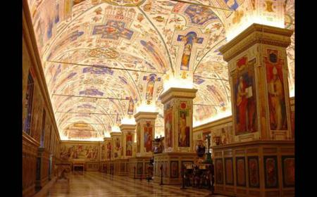 Vatican Museum, Sistine Chapel and St. Peter's Basilica