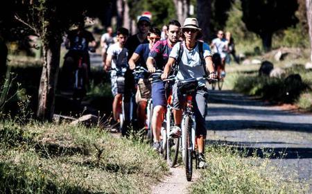 Rome: Appian Way and Aqueducts Park Private Bike Tour