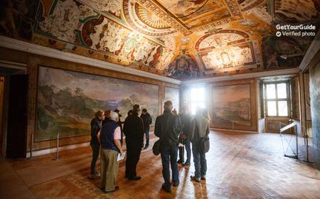 Rome: Hadrian's Villa and Villa d'Este Half-Day Tour