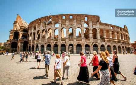 Skip the Line: Colosseum and Roman Forum Walking Tour