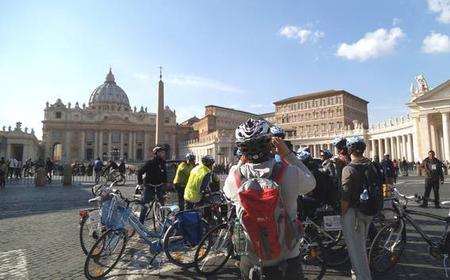 Rome Jubilee 6-Hour Bike Tour