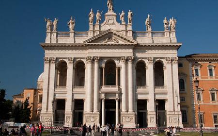 Christian Rome and Underground Basilicas 3-Hour Tour