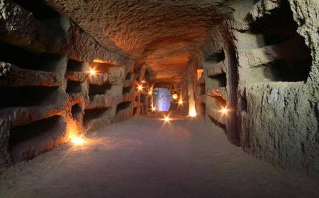Rome: Jewish Catacombs of the Appian Way