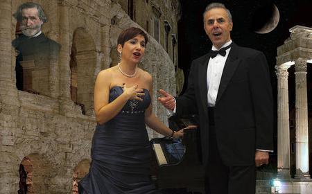 Rome: Opera Gala in the Palazzo Falconieri