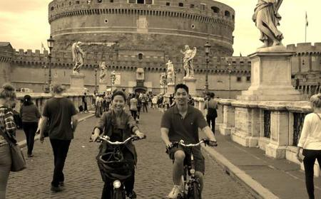 Rome Full-Day Guided Tour by Bike