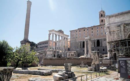 Baroque Rome & Colosseum, Roman Forum & Palatine Hill