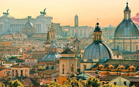Rome: 3-Hour Private Chauffeured Tour