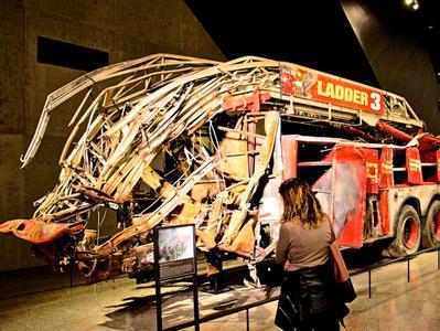 911 Memorial and Museum Tour with 11 Tears Memorial Visit