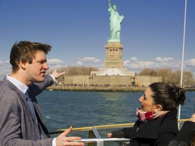 Statue of Liberty and Ellis Island Tour with 9-11 Memorial Visit
