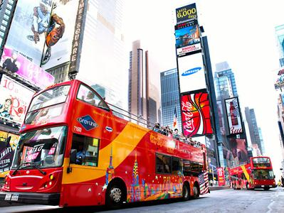 Downtown New York Experience with One World Observatory and 9-11 Tribute Center Admission Tickets by Gray Line CitySightseeing New York