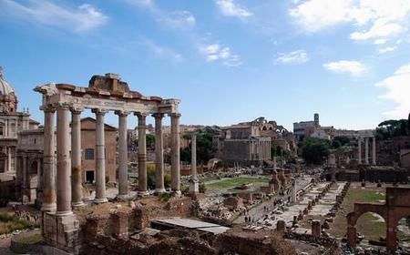 Rome: 4-Hour City Tour by Luxury Limousine