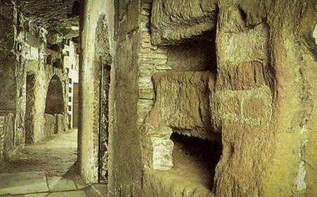 Rome's Darker Side: Catacombs and Crypt Tour