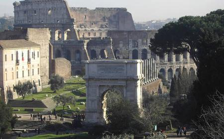 Rome: Full-Day Tour, Capitoline Hill & Colosseum Ticket