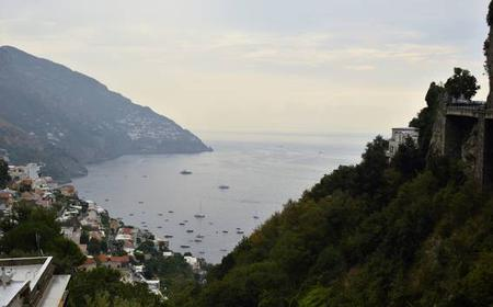 From Praiano: Full-Day Amalfi Coast to the Pompeii Ruins