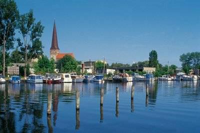 Private city tour Rostock & Warnemünde