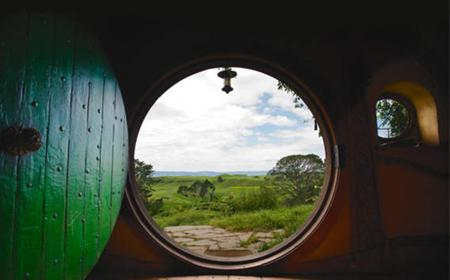 From Rotorua: Half-Day Hobbit Movie Set Tour