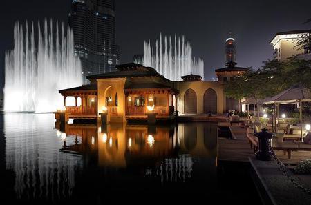 Evening Downtown Dubai Delights Tour including Dinner